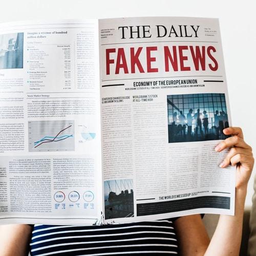 fake news é crime