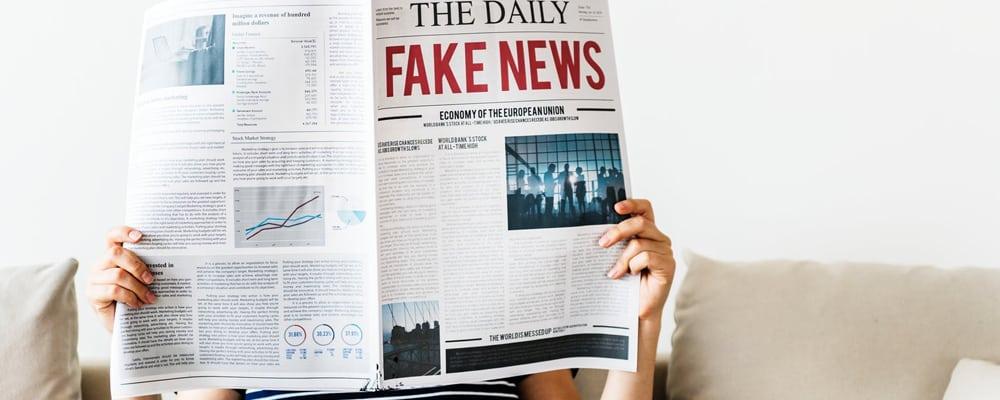 Fake News: Podem ser consideradas crime? Advogado Correspondente Jurídico DOC9